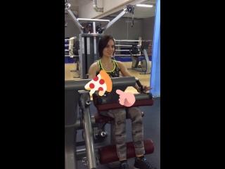 Подготовка к Фитнес Бикини