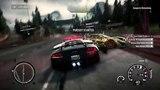 Закинуть сеть на магистрали.Lamborghini Murcielago.Онлайн-арест( Need for Speed Rivals )