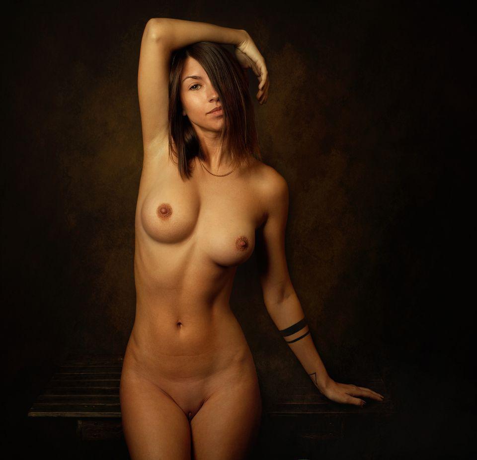 Muscular white porn