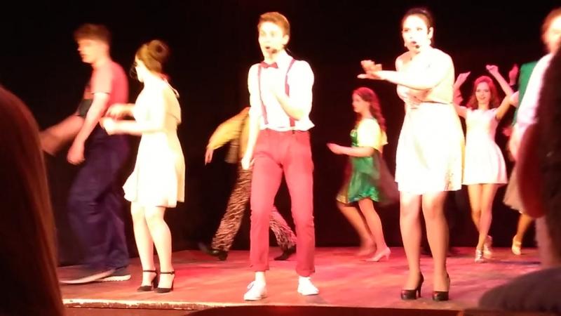 класс-концерт «Divertissement» 2 курс драма театральное училище