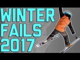 Winter Fails! (January 2017) || FailArmy
