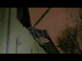 Обрушение здания на Трубной улице