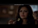 Дневники Вампира. Кэтрин Пирс объедается в кафе obovsemдневникивампираделенадеймониеленаеленагилбертдеймонсальваторекэ