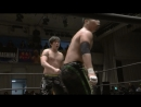 KUDO, Yukio Sakaguchi, Masahiro Takanashi c vs. Ryuichi Sekine, Ryota Nakatsu, Fuminori Abe DDT - Into the Fight 2018
