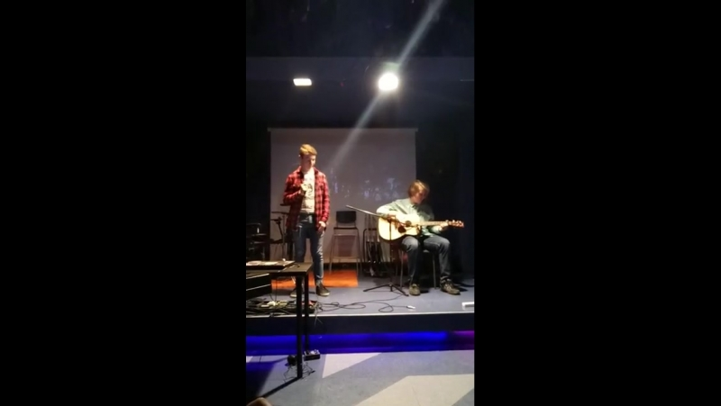 Cover Ed Sheeran Thinking Out Loud be Мелкий и патлатый