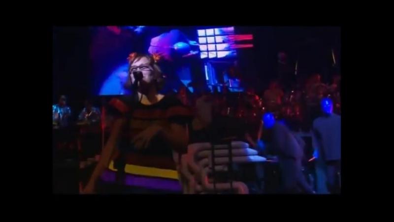 Blue Man Group with Venus Hum -