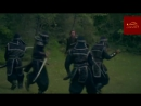 Бой Эртугрула под красивый нашид.