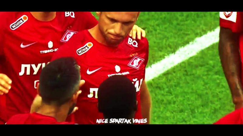 Денис забивает и не празднует...   Nice Spartak Vines