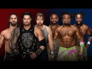 The Shield vs The New Day - Survivor Series 2017