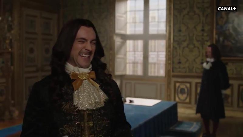 Profitez cest férié Le cast de Versailles vous souhaite une très bonne fêtedutravail 1erMai