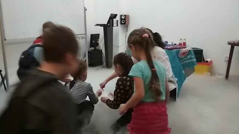 Наколдовали снега)