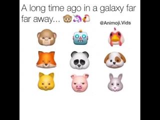 Давным давно, в одной далекой далекой галактике