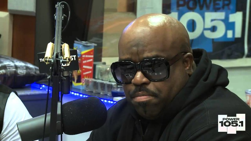 CeeLo Green Interview With The Breakfast Club Power 105.1 FM. 18.10.2013