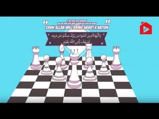 Аят аль-Курси. Удивительная структура _ Иллюстрация. Нуман Али Хан