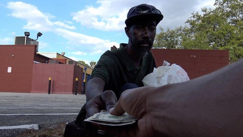 Homeless Hanging Homeless