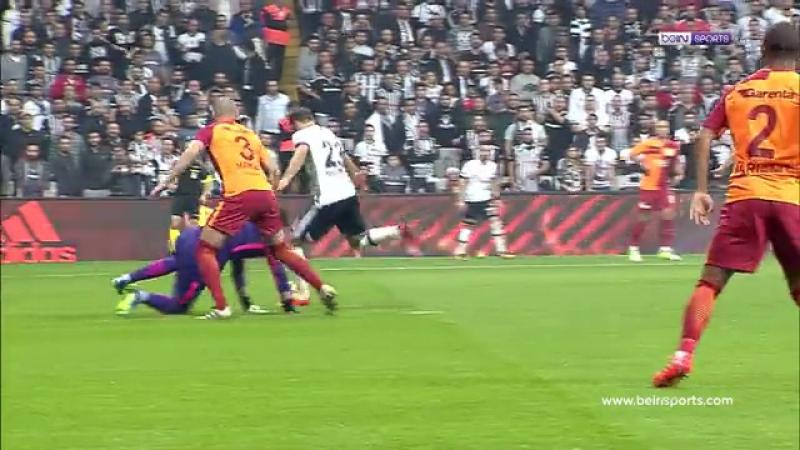 SL 2017 18 Beşiktaş 3 0 Galatasaray