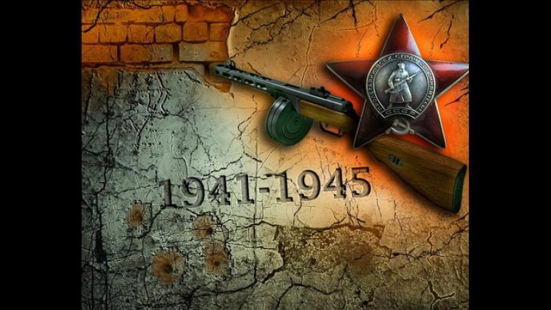 Концерт к дню Победы 08.05.2016г