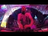 DJ Ruby - Live video set at Jungle Experience - Koh Phangan Thailand 14-02-14