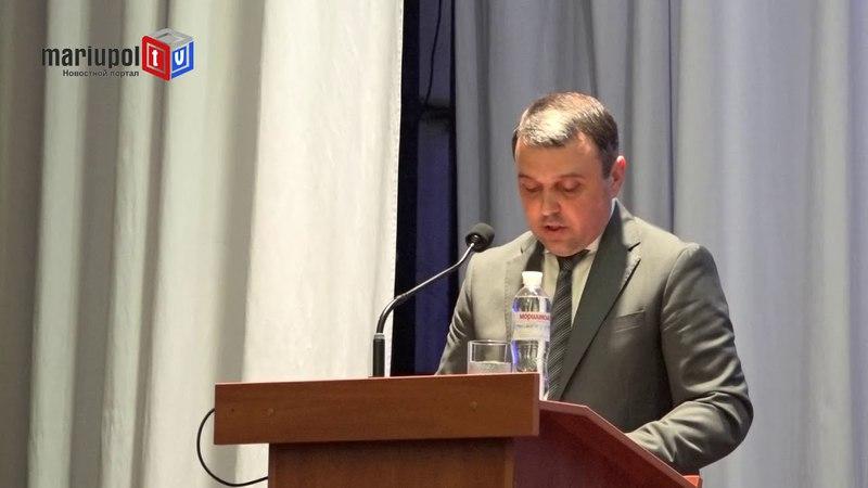 Мариупольские депутаты просят Верховную раду профинансировать ремонт трассы Мариуполь Запорожье