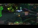 World Of Warcraft Мифик Разрушитель миров кин гарота