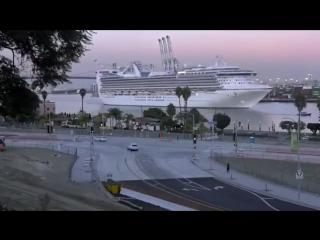 Cruise ship PRINCESS