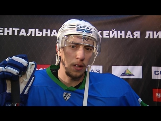 Первое телеинтервью Антона Бурдасова после перехода в