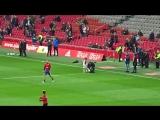 Молодой футболист из «Аякса» красиво поддержал Абдельхака Нури