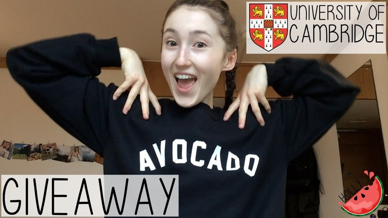 WEEKLY VLOG 20K GIVEAWAY | MONDAY TO FRIDAY TYPICAL WORKING STUDENT LIFE | HOLLY GABRIELLE