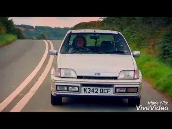 Top Gear Испытание Старых Хэтчбеков ч2.