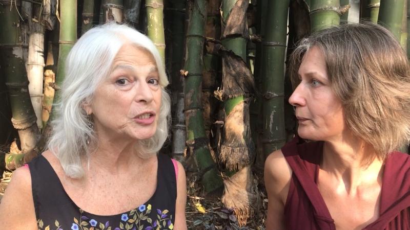 Интервью с Манишей Джеймс