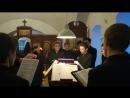 Степенна 7 гласа Плен Сионь от лести обратив напев Московского Успенского Собора переложение арх Матфея