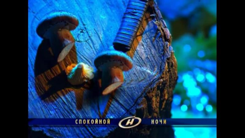 Заставка Спокойной ночи (ОНТ, 2003-2004)