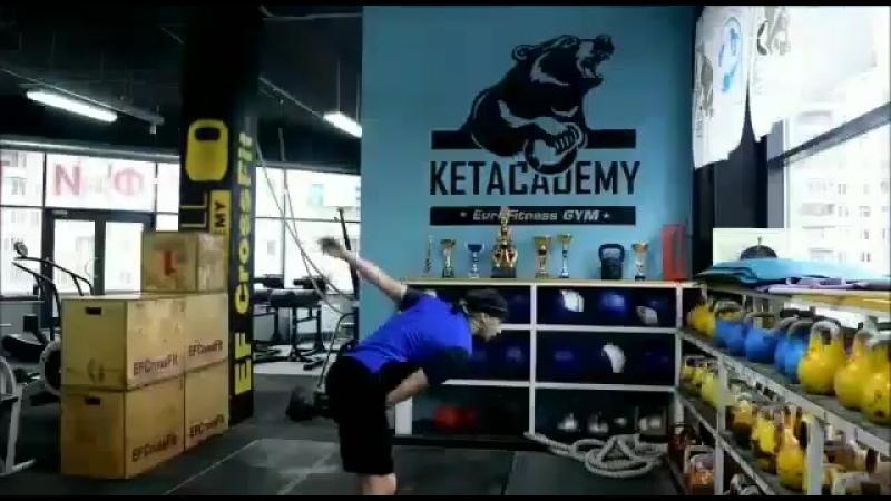KettlebellFit feat Argo Classic