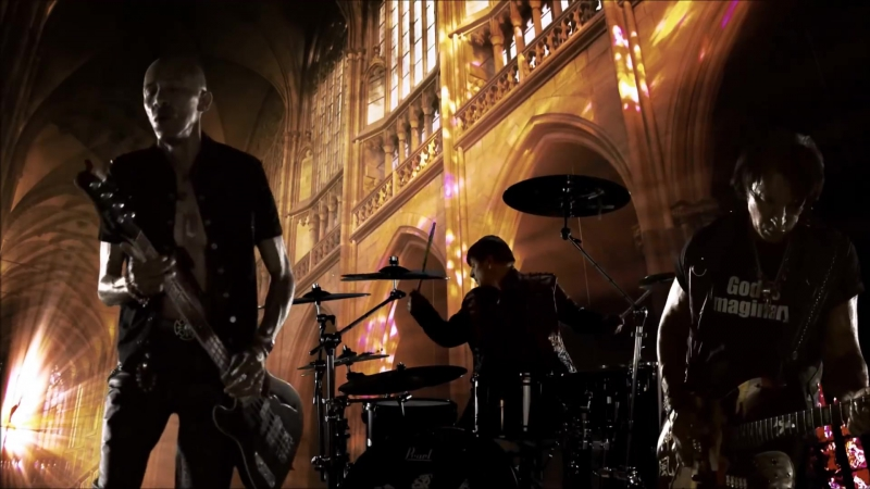 KXM 'FAITH IS A ROOM' feat. George Lynch, dUg Pinnick (King's X), Ray Luzier (KoRn) Full HD