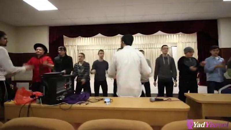 Хор Мальчиков Школы Бейс Агарон - Miami Boys Choir Hinei
