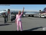 VLOG 20 -- Amsterdam, New York and off to Coachella (RUS SUB)