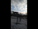 солнышко на ледяном турнике