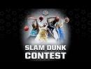 Slam Dunk Contest 2018 Tyler Honeycutt Ike Udanoh Drew Gordon Devon Saddler