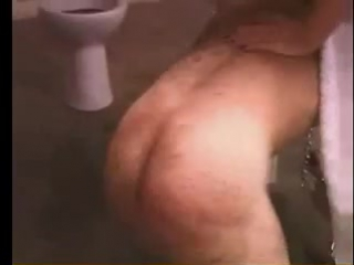 toilet slave (scat)