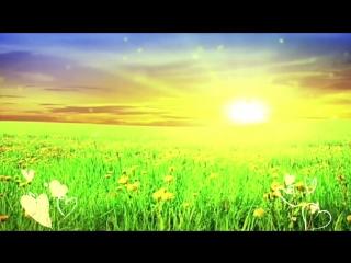С Днем Победы! Очень красивая музыкальная видео-открытка