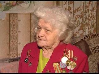Ветеран Вера Михеева