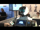 Robot Promobot CES 2018 VTV