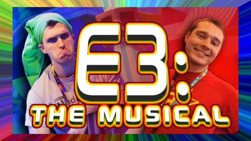 E3: The Musical (Random Encounters VS. Underbelly)