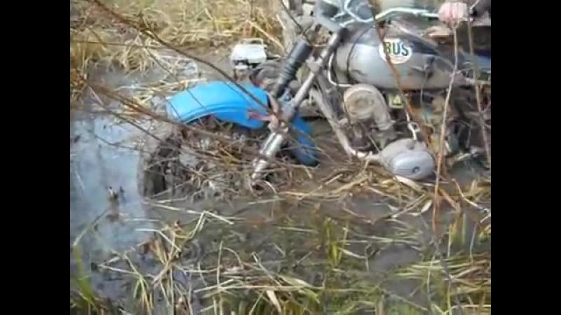 мотоцикл урал полноприводный