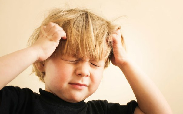 Сильные головные боли в области лба, глаз, висков у