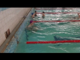 Владимир Назар., первые 50 м, 5 занятие