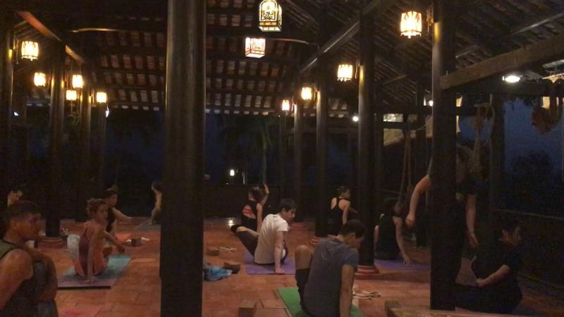 Ashtanga yoga with Natalya Nevolina
