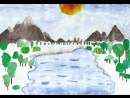 Бесконечный мир (художник: Зимина Юля)