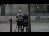December 17: Video of Justin playing hockey at the Los Angeles Kings Valley Ice Center in Panorama City, California.
