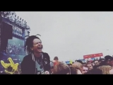 Дария Ставрович (Нуки) на Rock Am Ring
